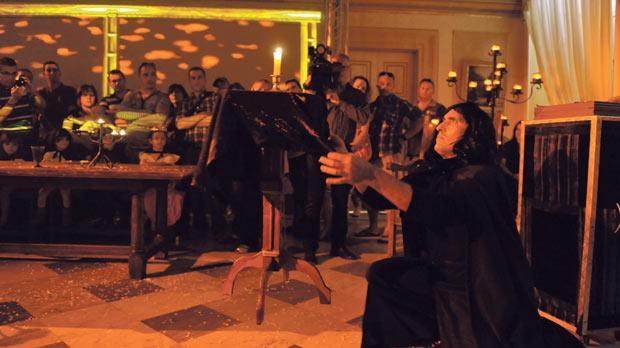 Harry Potter Themed Magic Show Malta