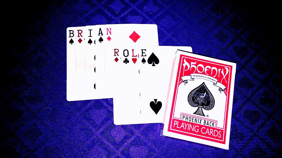 MagicianMalta Brian Role