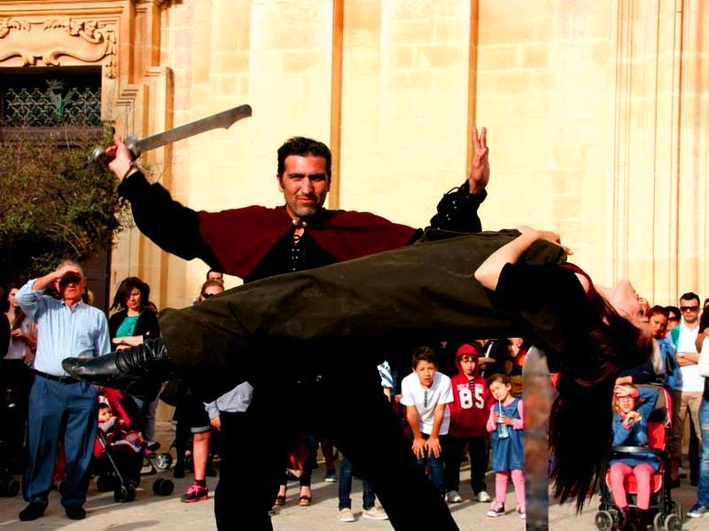 Medieval Mdina Malta Magician - Wizardy