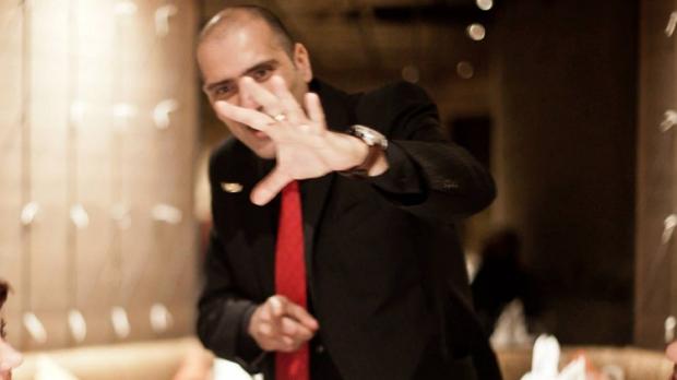 Brian Role Close Up Magician in Malta