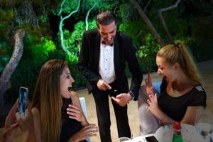 Corporate Magician Malta Close Up Entertainment