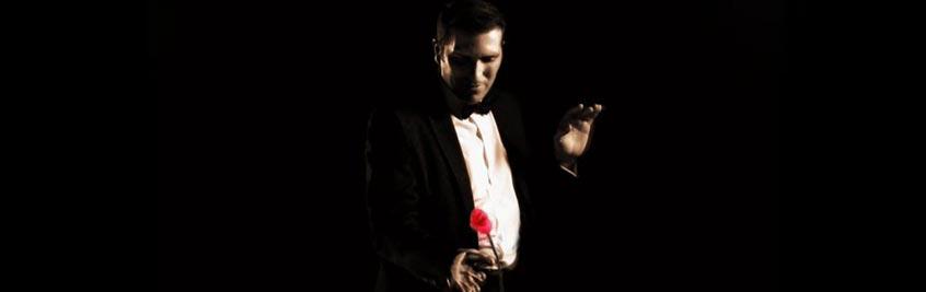 Parlour Magic Show Malta Magician Brian Role